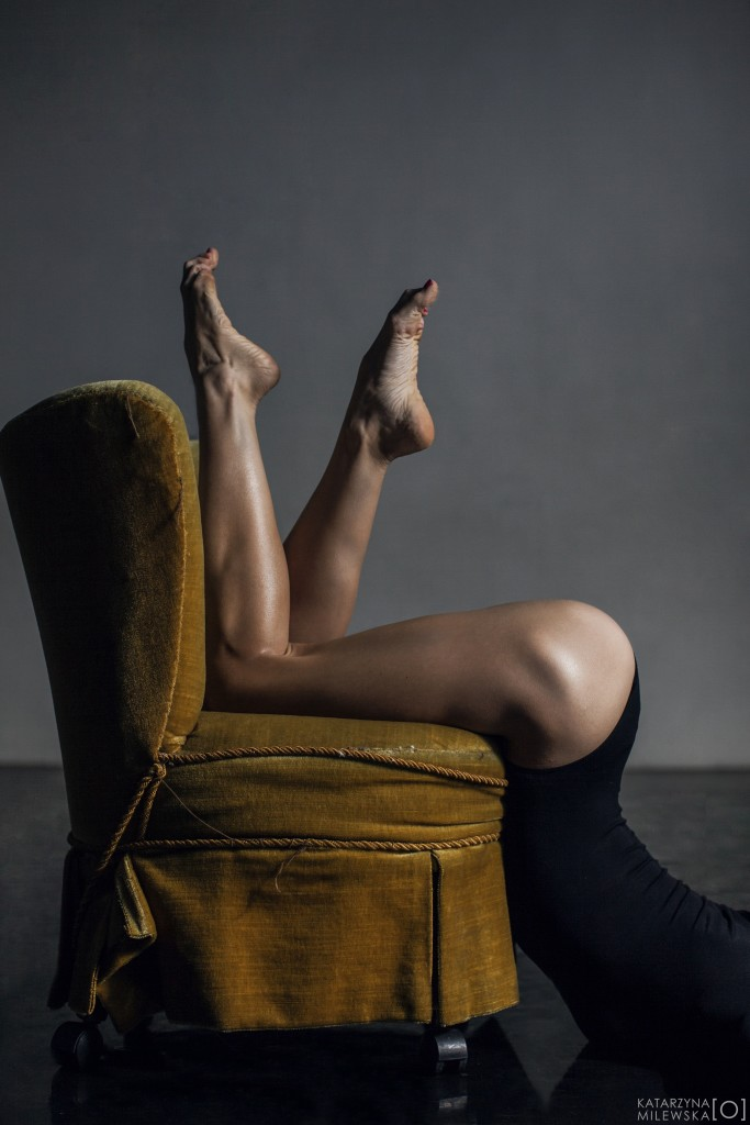 """Strong in the new sexy"", fot. Katarzyna Milewska"