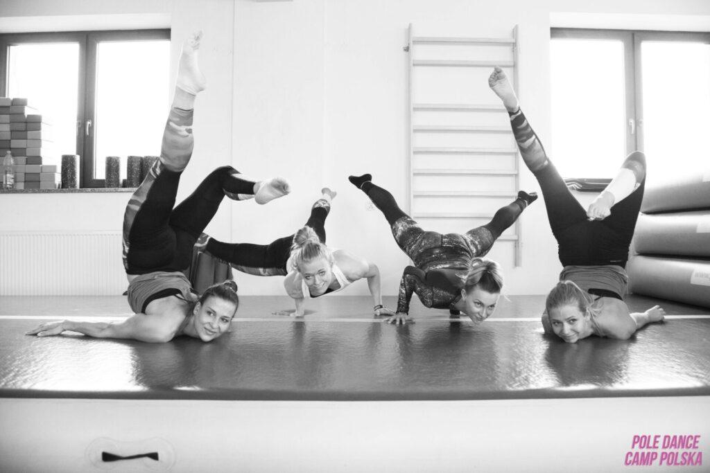 Pole Dance Camp Polska Acro Edition, fot. Kasia Milewska