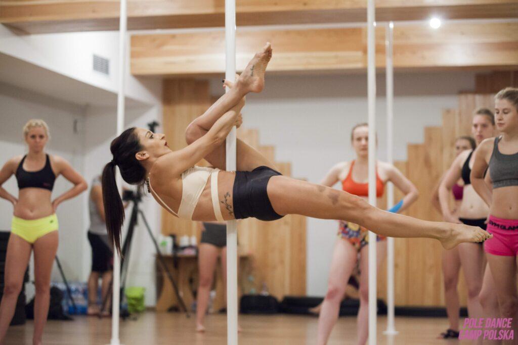 Pole Dance Camp Polska Art Edition, fot. Kasia Milewska