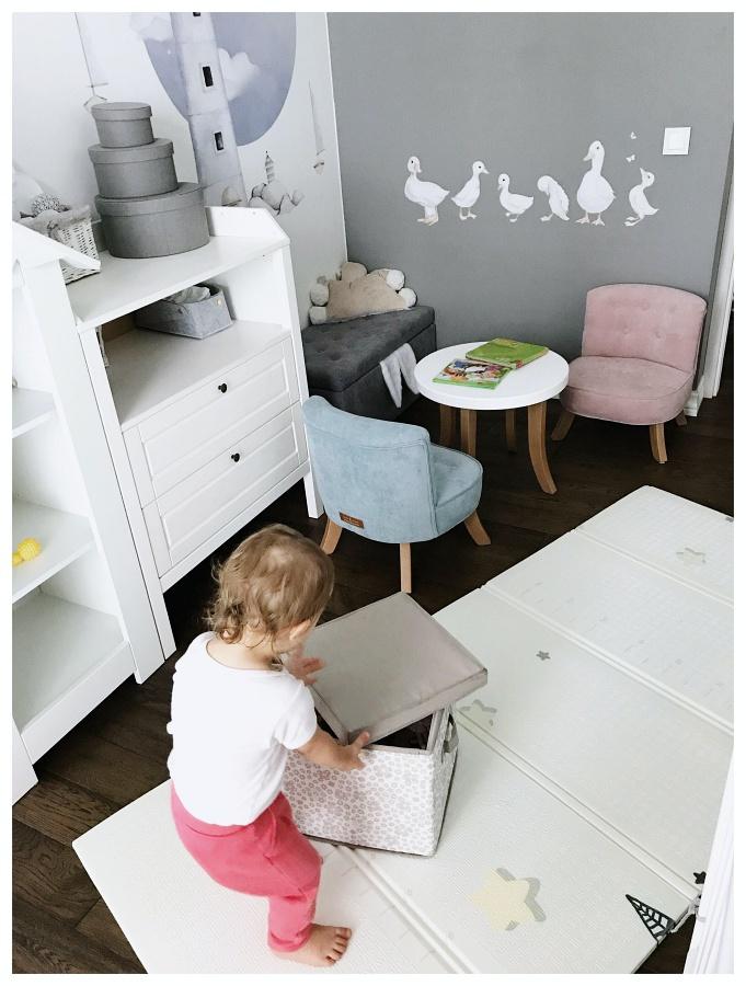 pokój dla córki